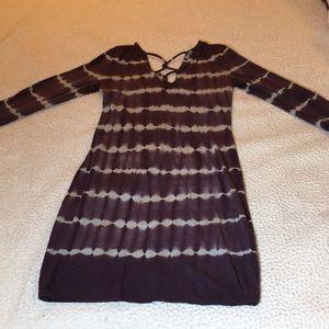 Ecoté tie-dye dress Size M
